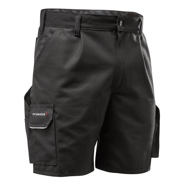 Pfanner StretchZone Canvas Short Black Edition