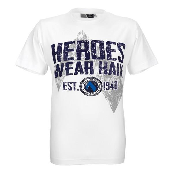 Haix HEROES T-Shirt weiß