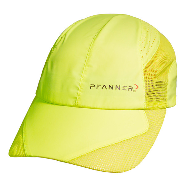 Pfanner Spirit Warn-Air Cap neongelb