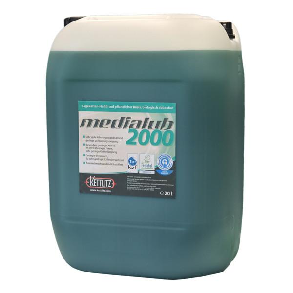 Kettlitz Medialub 2000 Bio Öl für Sägeketten 20l