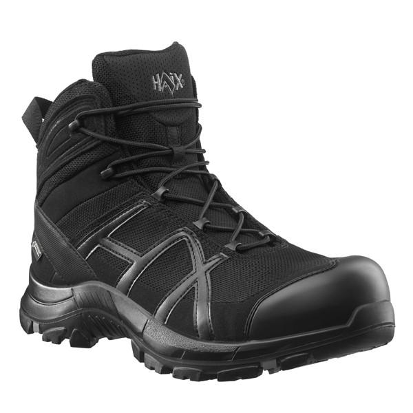 HAIX Black Eagle Safety 40 Mid Sicherheitsschuh schwarz-schwarz