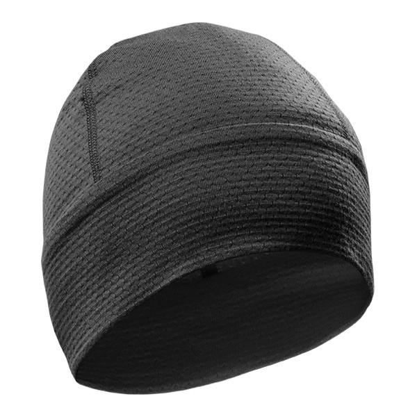 Pfanner Merino AirSoft Mütze schwarz