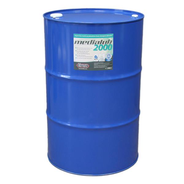 Medialub 2000 Bio Öl für Sägeketten 200l