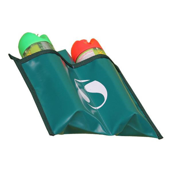 PVC-Sprühdosenhalter 2 Dosen