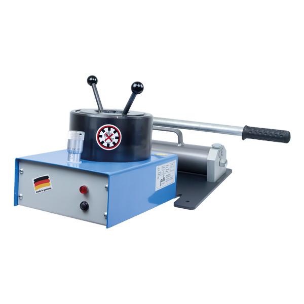 Schlauchpresse SP25 mit Handpumpe