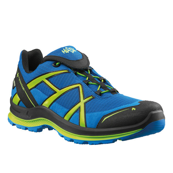 HAIX Black Eagle Adventure 2.0 GTX Schuhe blau-citrus