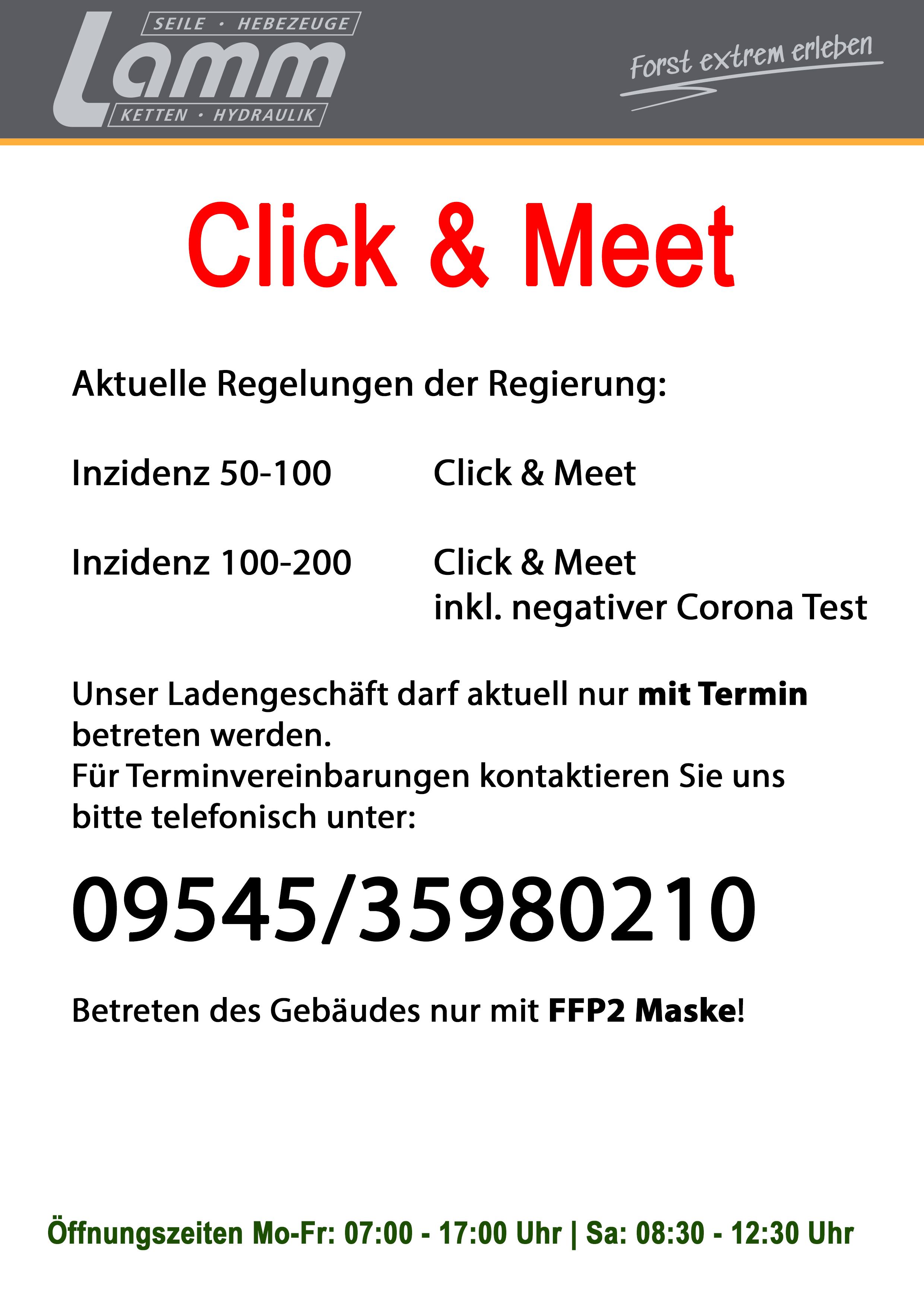 Schild-Click-and-Meet