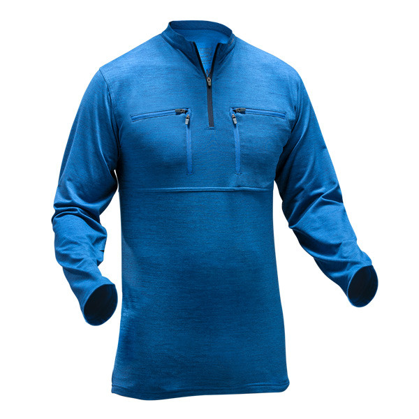 low priced 99692 869dc Pfanner Skin-Dry Thermo Zipp-2-Zipp Shirt langarm