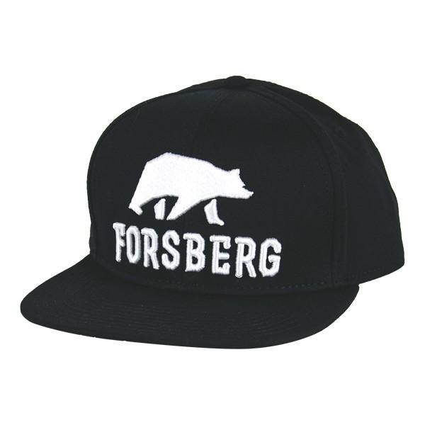 FORSBERG Cap mit 3D-Logo