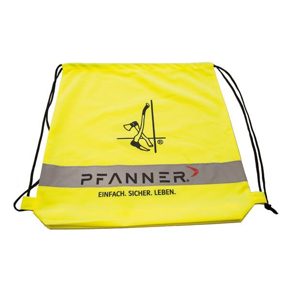 Pfanner Rucksack gelb
