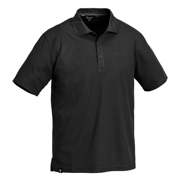 Pinewood Ramsey Polo-Shirt Schwarz