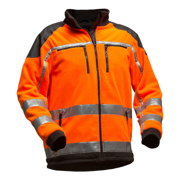Pfanner Jobby Colour Warn-Fleecejacke EN20471