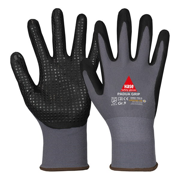 Hase Safety PADUA GRIP Handschuhe