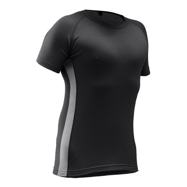 Pfanner Merino AirSoft Shirt schwarz