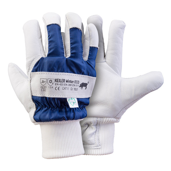 Keiler Winter Eco Blue Handschuhe