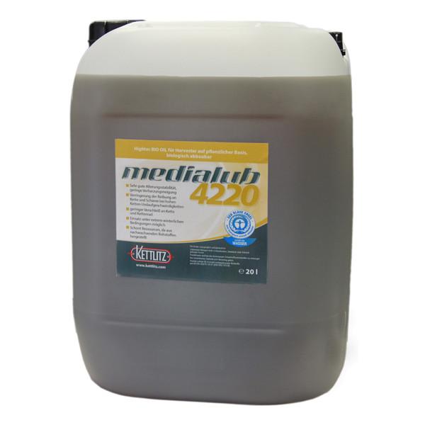 Kettlitz Medialub 4220 Bio Öl - Harvester - 20l