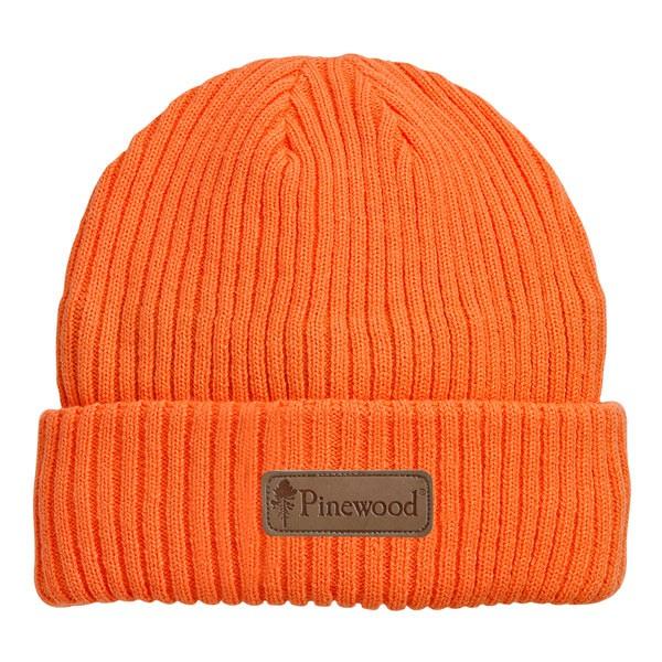 Pinewood New Stöten Mütze Orange