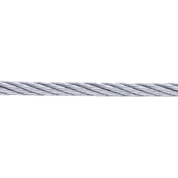 Rundlitzenseil 6x7 Stahleinlage