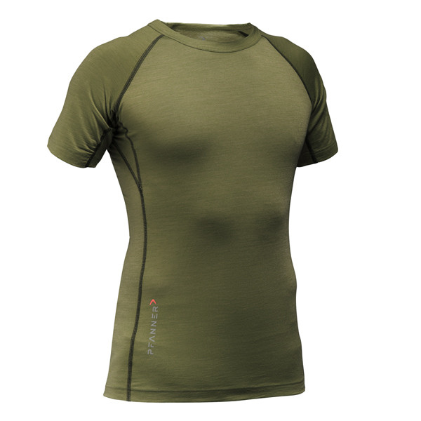 Pfanner Merino-Tencel Shirt kurzarm