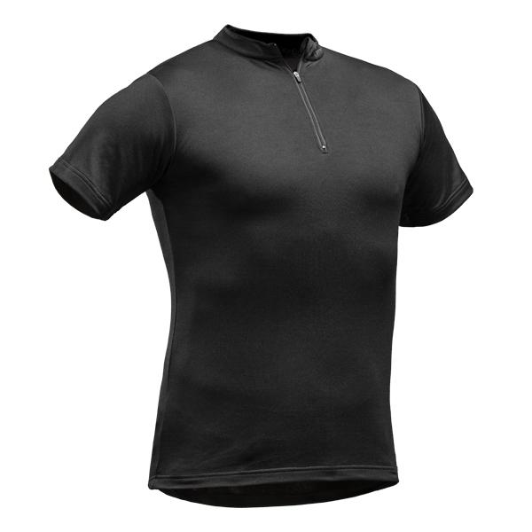 pfanner tencel poly zip neck shirt shirts pullover forst baumpflege schutzausr stung. Black Bedroom Furniture Sets. Home Design Ideas
