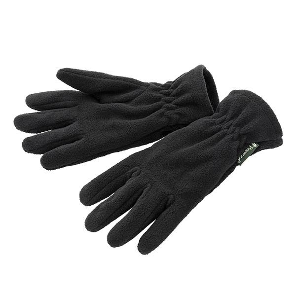 Pinewood Samuel Fleece Handschuhe Schwarz