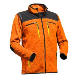 neon-orange-melange