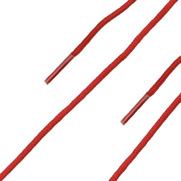 HAIX Schnürsenkel, rund, rot