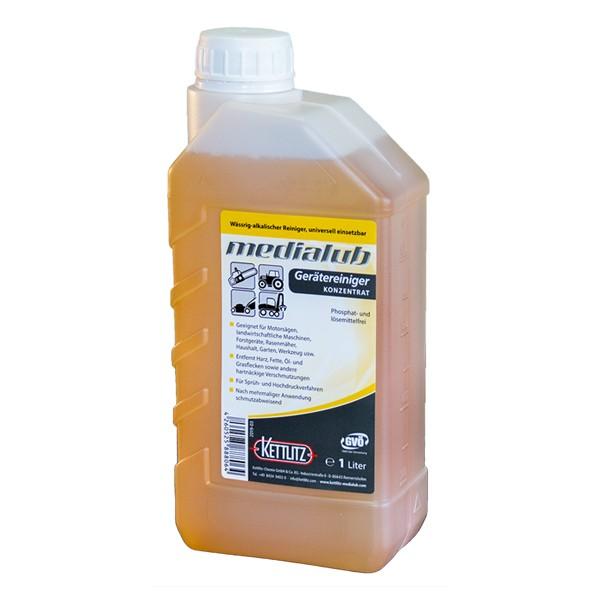 Kettlitz Medialub Gerätereinger Konzentrat - 1 Liter