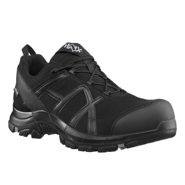 HAIX Black Eagle Safety 40.1 Low Sicherheitsschuhe schwarz-schwarz