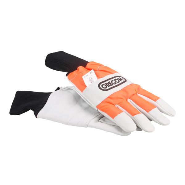 Schnittschutz-Handschuhe EN381-7 linke Hand