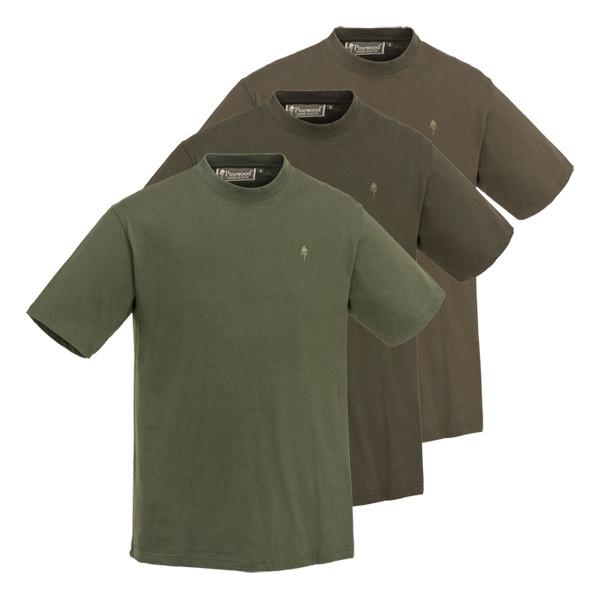 Pinewood T-Shirt Set (3 Stück)