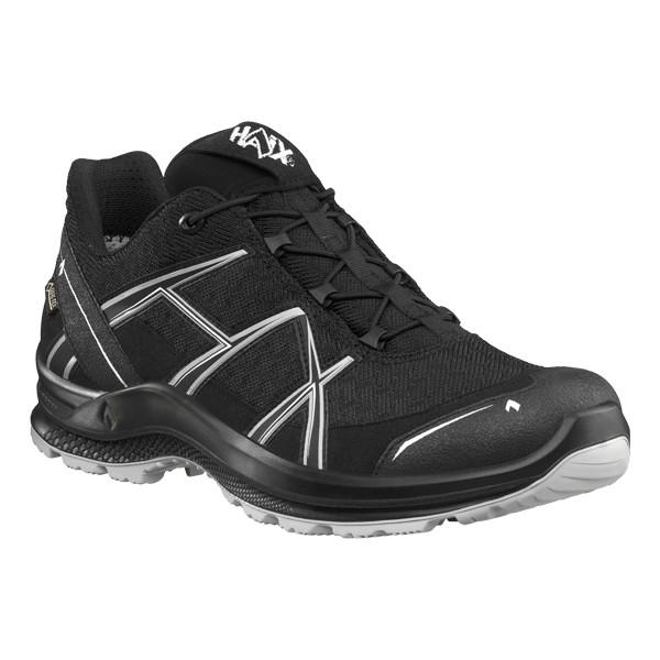 HAIX Black Eagle Adventure 2.2 Schuhe schwarz-silber