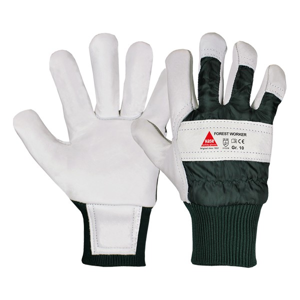 Hase Safety FOREST WORKER Handschuhe