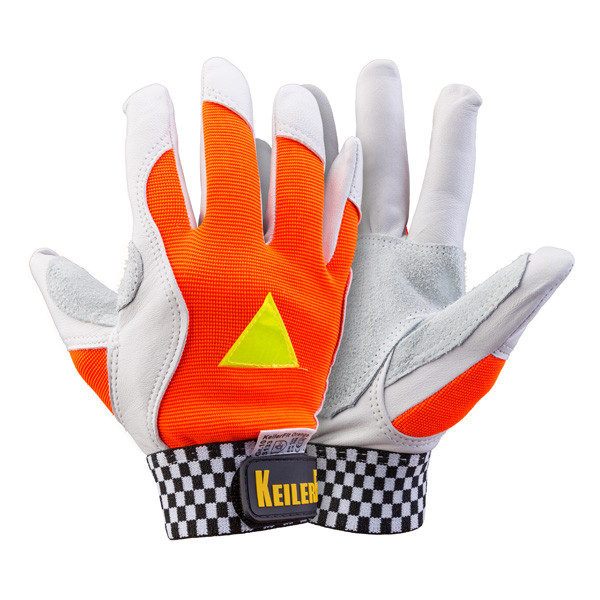 Keiler Fit Orange Handschuhe