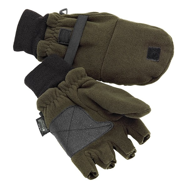 Pinewood Angler/Jäger Handschuhe Jagdgrün