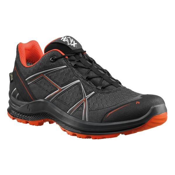 HAIX Black Eagle Adventure 2.2 Schuhe graphite-orange