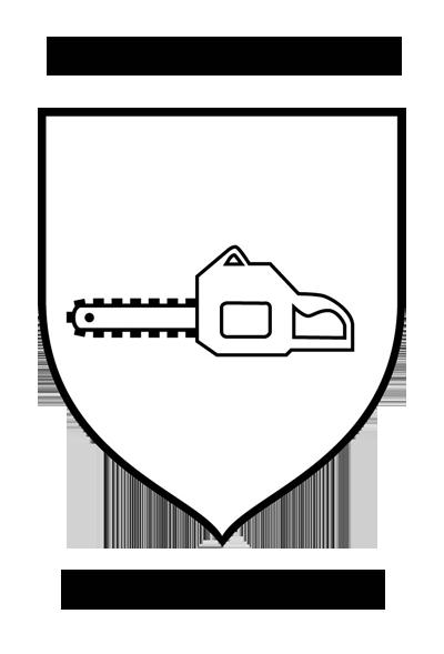 Schnittschutzzeichen-Klasse-2